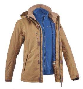 Новая куртка 3 в 1