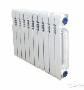 Радиаторы чугунные евродизайн