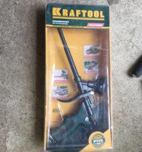 Пистолет для монтажной пены Kraftool