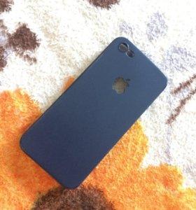 Бампер на iPhone 5 / 5S / SE