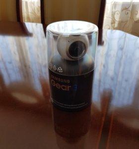 Экшн- камера Samsung gear 360