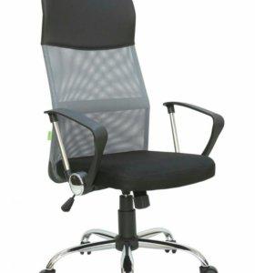 Кресло компьютерное, сетка.