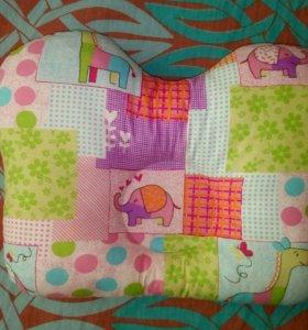 Продам новую ортопедическую подушку для детей до г