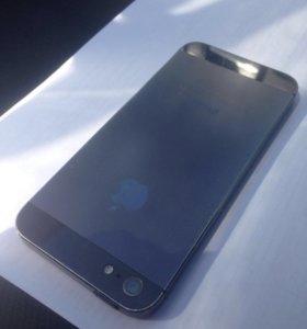 iPhone 5/16 black