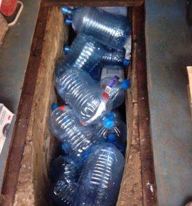 Ёмкость пластиковая