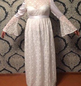 Платье свадебное, вечернее