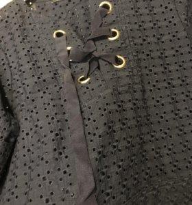 блуза топ zara
