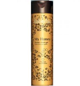 Крем-гель для душа серии My honey