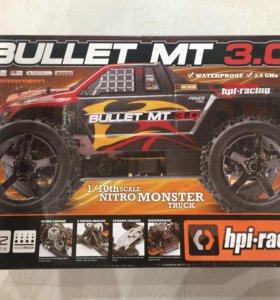 Радиоуправляемая модель HPI Bullet MT 3.0