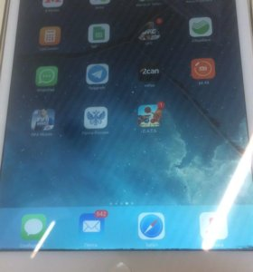 iPad mini 2 16gb silver Lte
