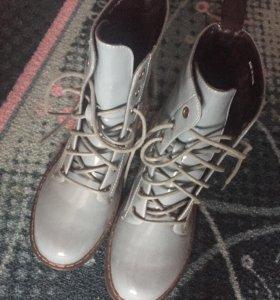 Ботинки-резинки