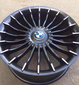 Новые диски BMW Alpine R19