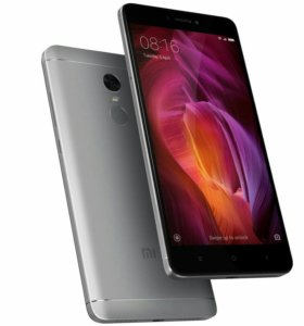 Новый Xiaomi Redmi Note 4X