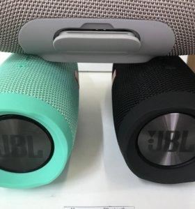 Колонка Bluetooth JBL Charge 3.