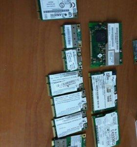 разные WI FI адаптеры для ноутбуков