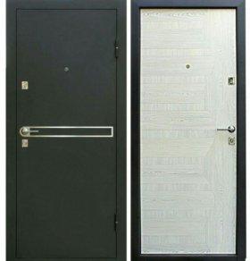 Дверь входная утепленная пенопласт