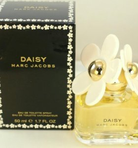 Парфюм MARC JACOBS DAISY w EDP 50 ml жёлтый