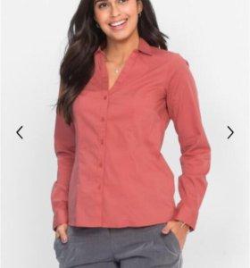 Новая. Блуза стрейч