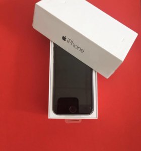 iPhone 6 16 gb space gray, без Touch ID