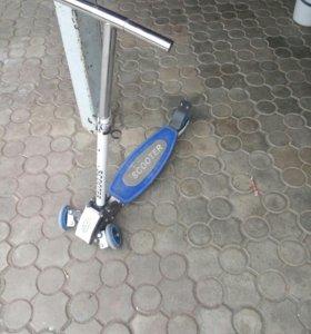 Скутер самокат