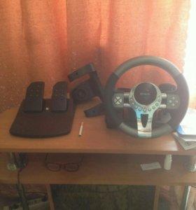 Игровой руль Forsage GTR Defender