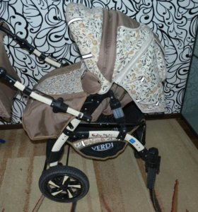 Красавица коляска-трансформер