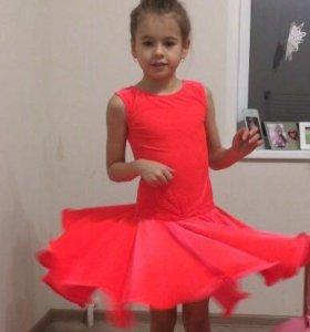 Платье для бальных танцев (рейтинговое)