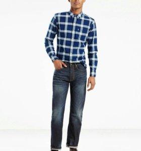 Мужские джинсы фирмы Levis (Америка)оригинал.