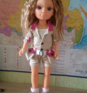 Кукла биолог