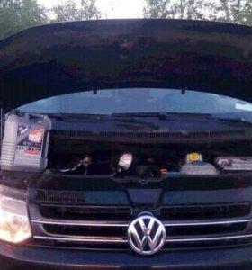 VW transporter 2007 двигатель, коробка автомат