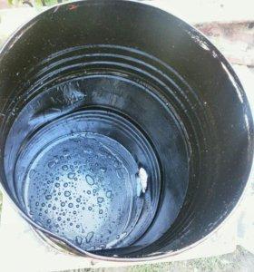 Бочка для канализации в баню