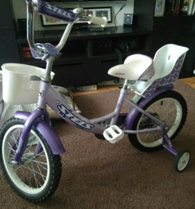Велосипед stels 16R