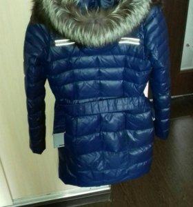 Зимняя куртка, плащ.