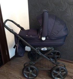 Коляска -люлька для новорождённых Cam Linea Sport