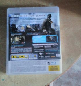 Watch Dogs Ps3 rus