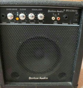 Комбоусилитель Borton Audio BGA2065G