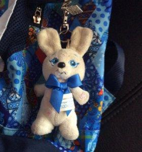 рюкзак с Олимпиады в Сочи 2014