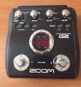 Гитарная процессор