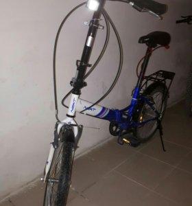 велосипед-складной NEXT