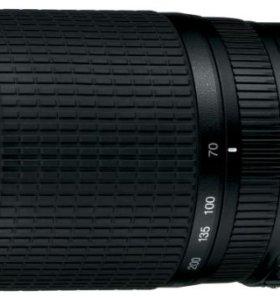 Nikon 70-300mm f/4.5-5.6G ED-IF AF-S VR