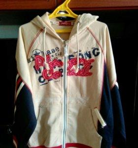 Детская спортивная куртка LIMONI новая