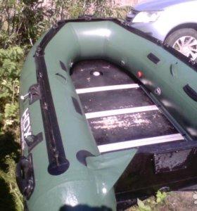Надувная лодка HDX Carbon 280.