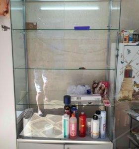 Витрина Стеклянный шкаф
