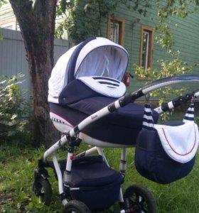 Детская коляска Bebe mobile toscana 3 в 1