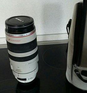 Объектив Canon 100-400
