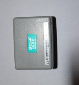 Раздвоитель порта ADSL (телефонный)