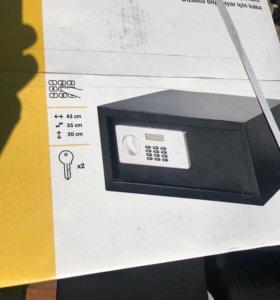 Ящик сейф