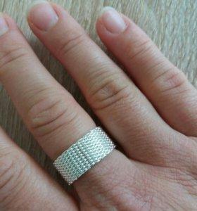 Кольцо плетеное