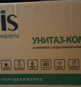 Унитаз-компакт IDDIS
