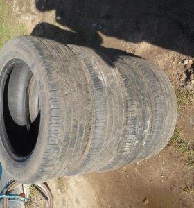 Комплект летних шин Michelin 215\60 R17 5 шт
